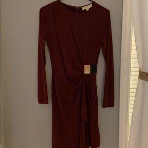 Michael Kors Matte Jersey Dress